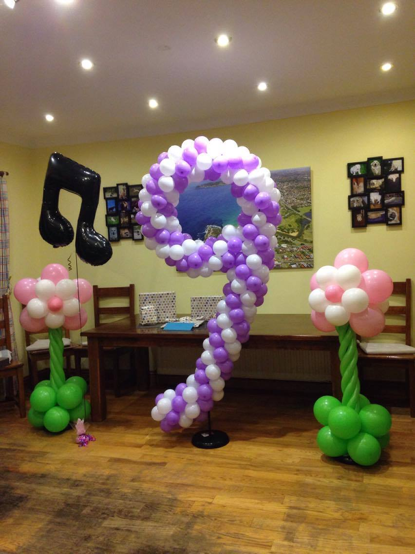 Large Balloon Numbers